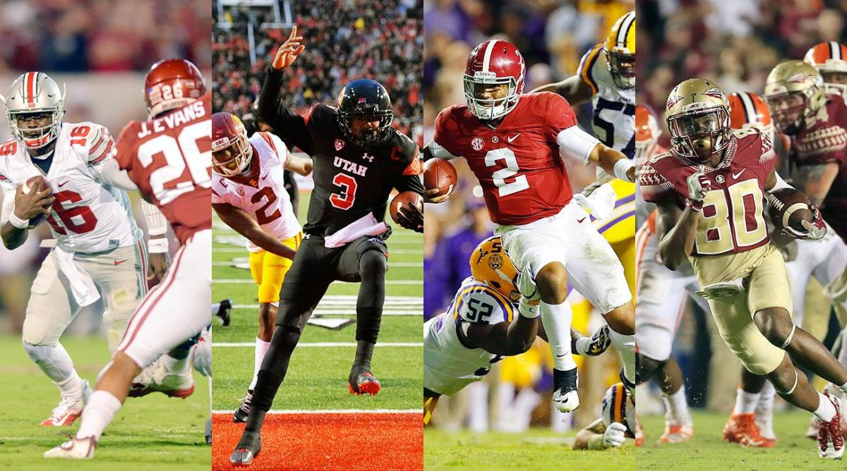 Re-imagining College Football as 4 Major Conferences