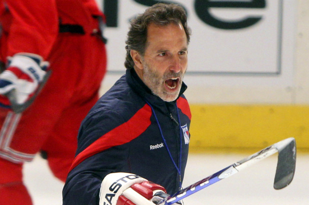 Torts signs 2 year extension & other hockey news this week