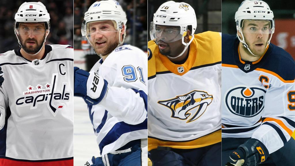 NHL Season Power Rankings